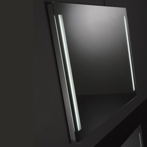 Espejo ba o con luz vertical tu cocina y ba o - Espejos de bano con luz ...