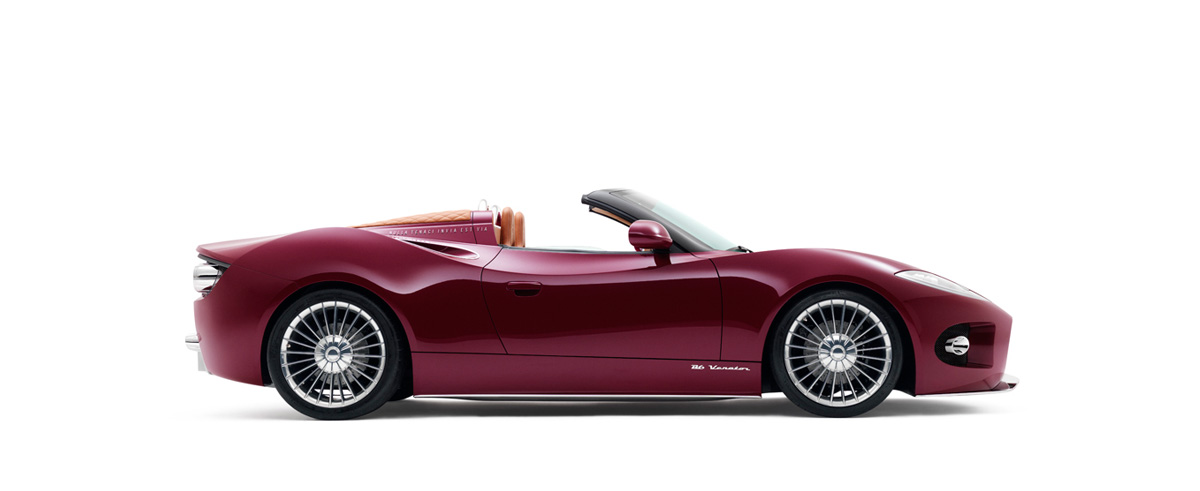 Các dòng xe Spyker & mẫu xe thể thao Spyker