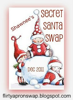 2011 Secret Santa Swap Badge
