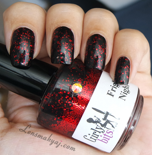 Girly Bits Fright Night