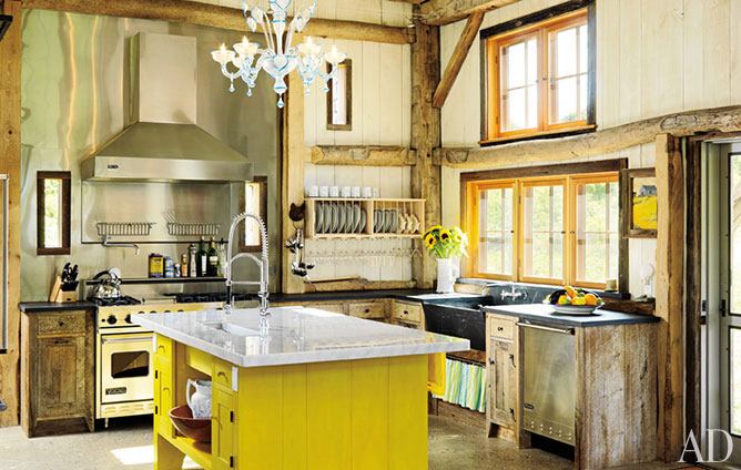 702 hollywood rustic kitchens for Kitchen ideas rustic modern