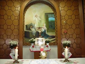 Capela do convento da anunciação