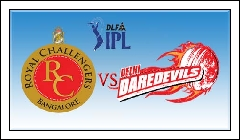 (17th-May-12) IPL-5 - Royal Challengers Bangalore vs Delhi Daredevils (65th Match Highlights)