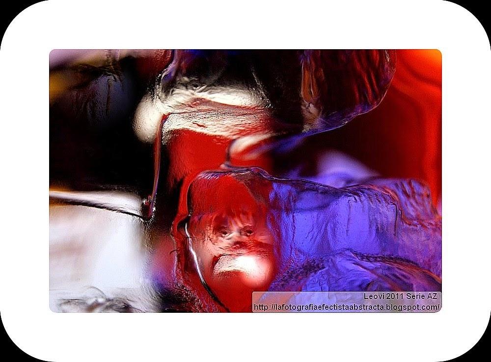 Foto Abstracta 3136  Enjaulado en mi interior - Caged inside me