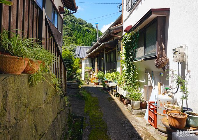 Village d'Okawachiyama, Saga, Kyushu