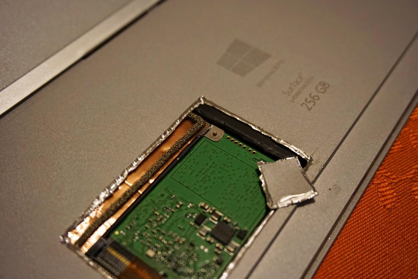 upgrading a surface pro - photo #9