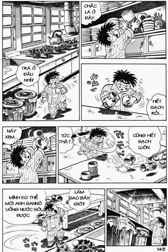 Siêu quậy Teppi chap 96 - Trang 8