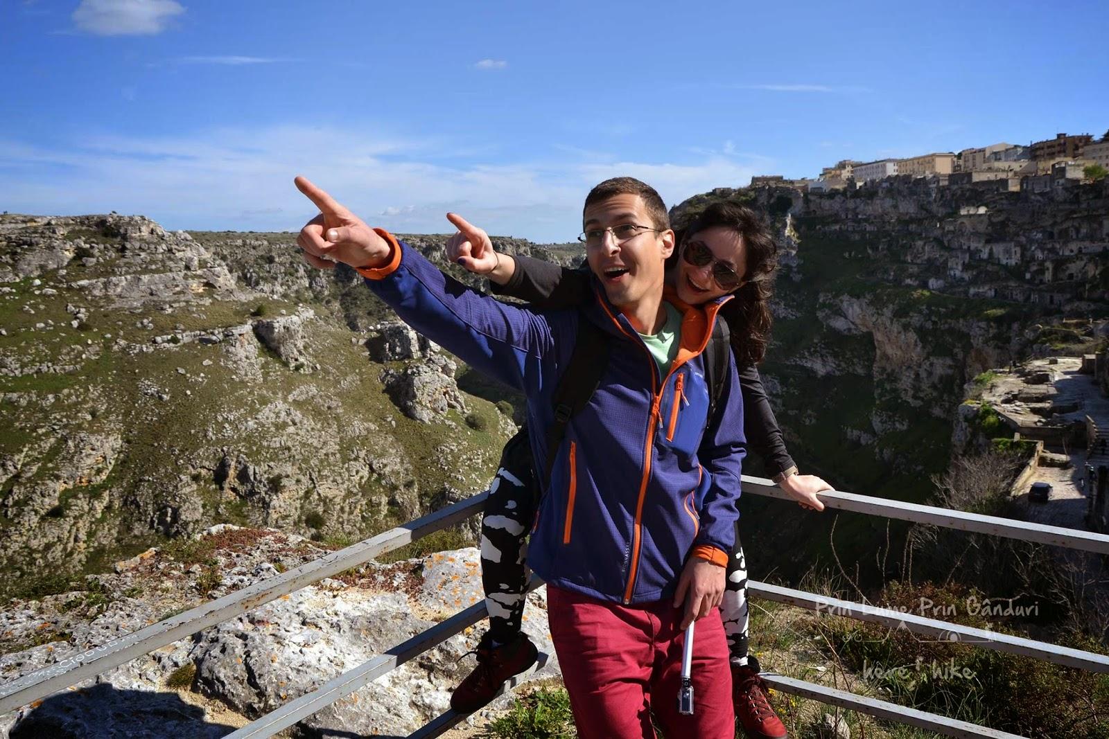 Italia-Matera-canyon