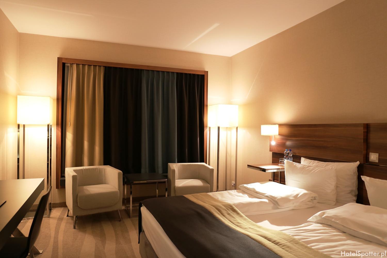 Warsaw Plaza Hotel - pokoj