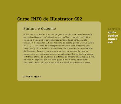 CURSO INFO DE ILLUSTRATOR CS2