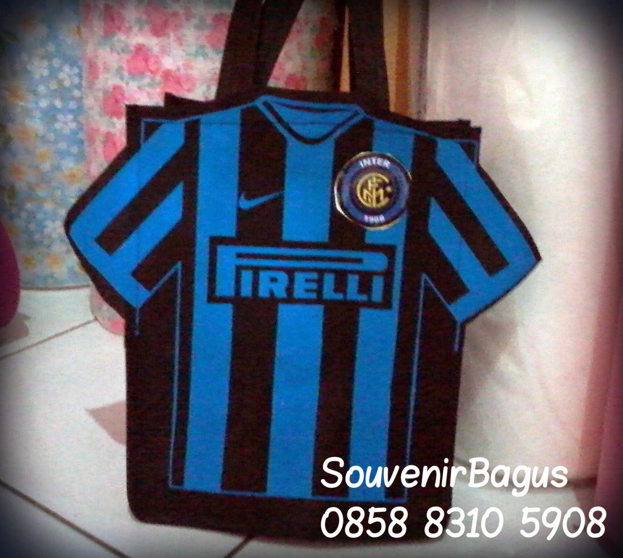 Tas Jersey Inter Milan