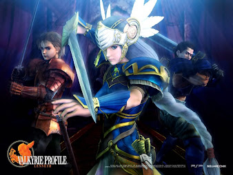 #7 Valkyrie Profile Wallpaper