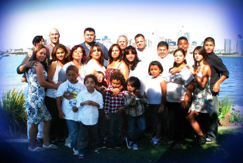 Mexican Family Photos