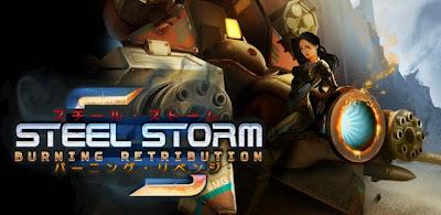 Steel Storm One  V.2.00.00067 Full APK + DATA