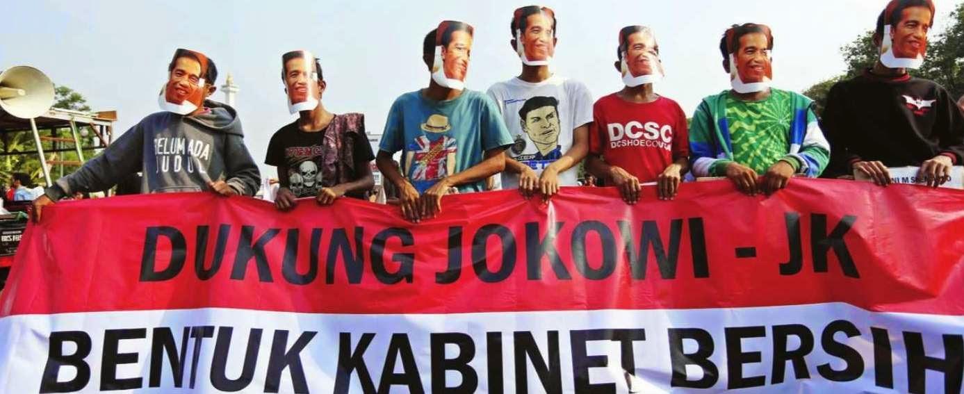 Dukung Kabinet Bersih Jokowi-JK
