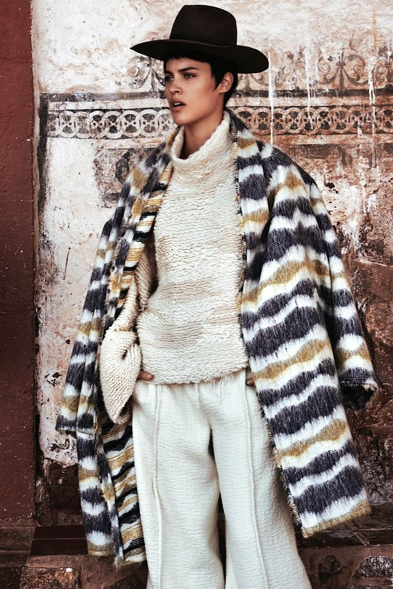 alana bunte by alexander neumann for vogue mexico december 2014