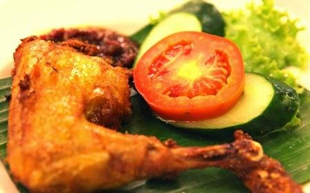 Ayam goreng jakarta