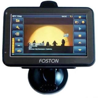Atualização GPS Foston 2014