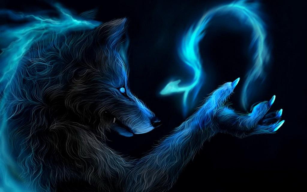 Hơn 25 hình nền ma sói đẹp cho máy tính