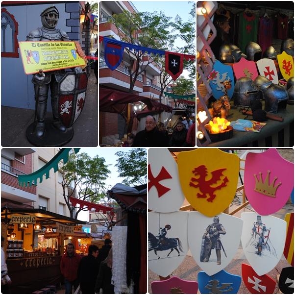 Feria Medieval Fira Viladecans Ajuntament Viladecans