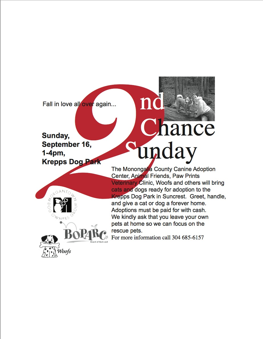 second chance sunday