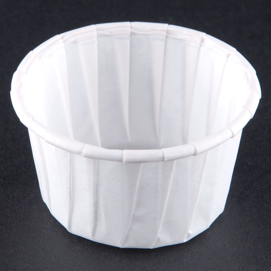 paper condiment cups