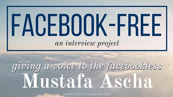 Facebook-free: Mustafa Ascha