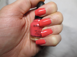 Sephora by OPI I'm Wired
