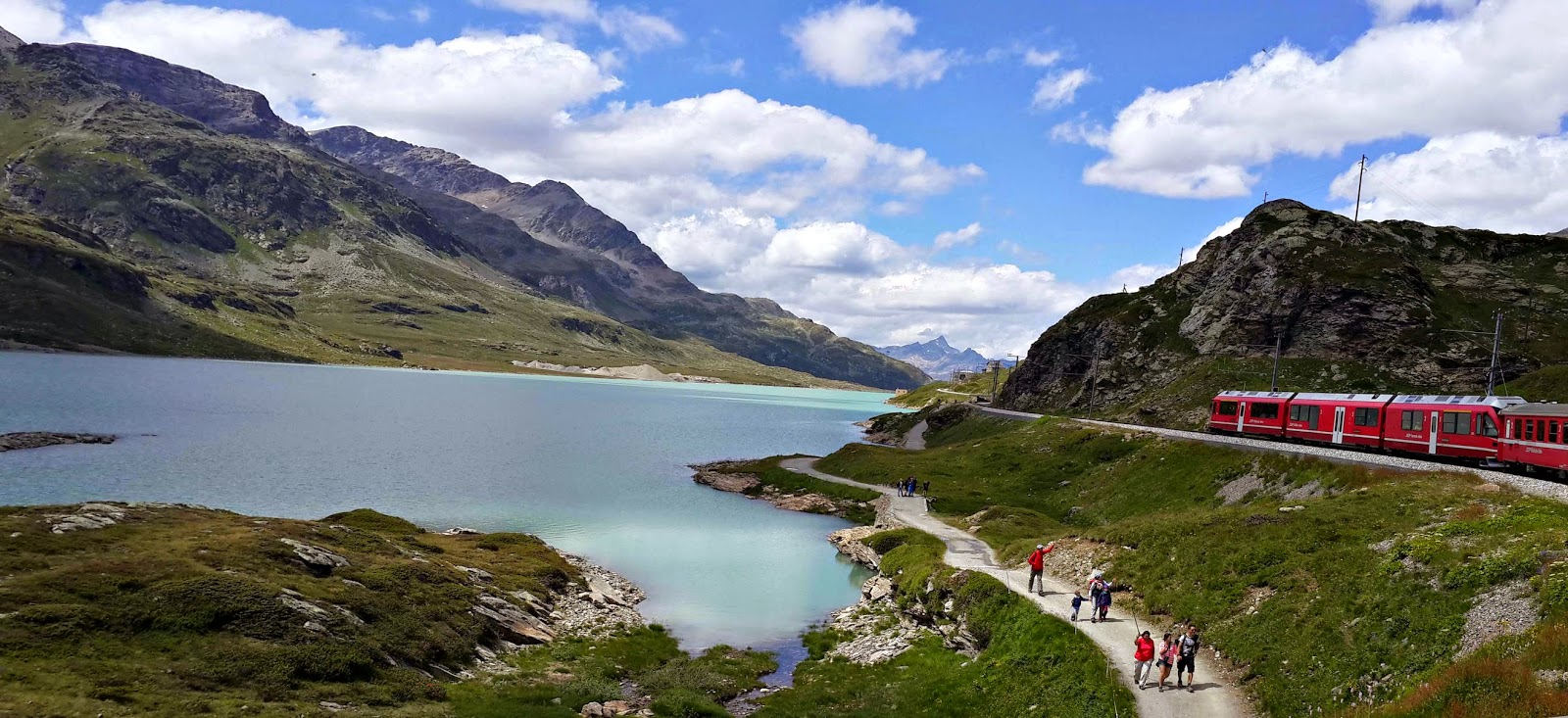 how to get to st moritz from milan