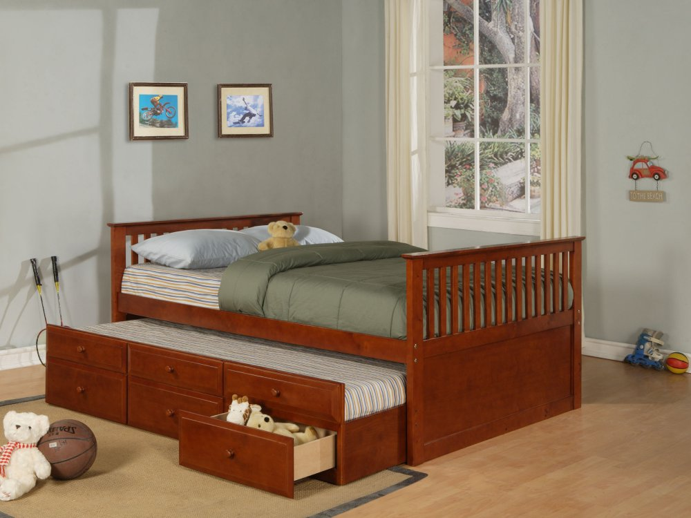 HOUSE CONSTRUCTION IN INDIA: TRUNDLE BED