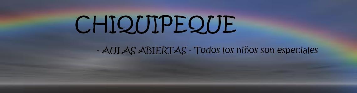 CHIQUIPEQUE - AULA ABIERTA Todos los niños son especiales