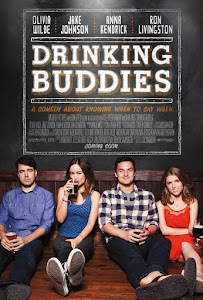 Drinking Buddies Poster