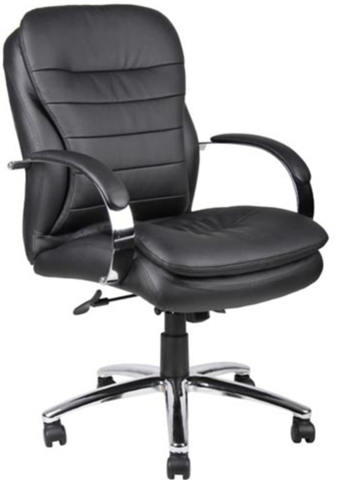 Boss Deluxe Managers Chair with Lumbar