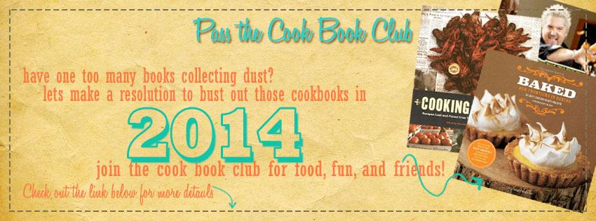 Pass the Cook Book Club