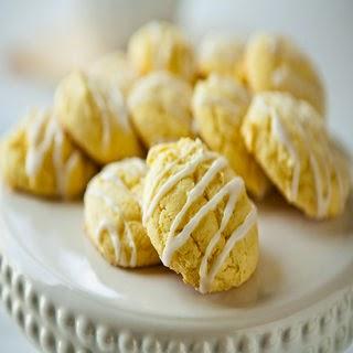 Resep Kue Kering Cookies Lemon