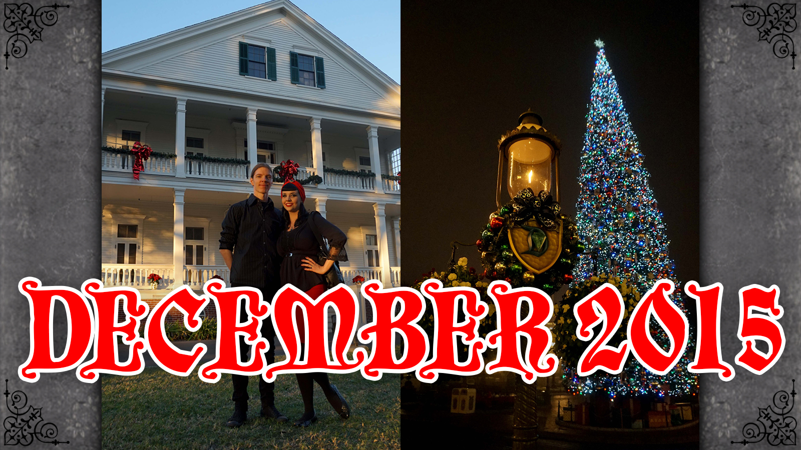we were off to a good start when we visited the banning museum in wilmington for their victorian christmas open house - When Is Christmas In 2015