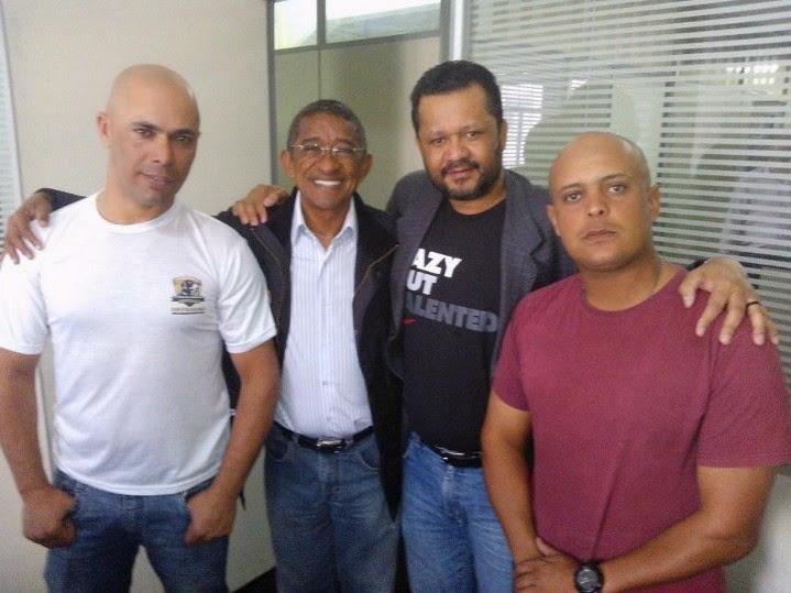 Entrevista Dep. Vicentinho e Carlos Augusto - Sindguardas