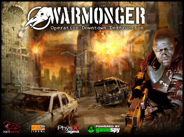 Warmonger - Operation: Downtown Destruction PC