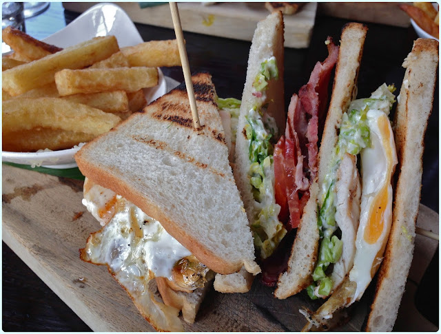 The Gallery, Formby - Club Sandwich