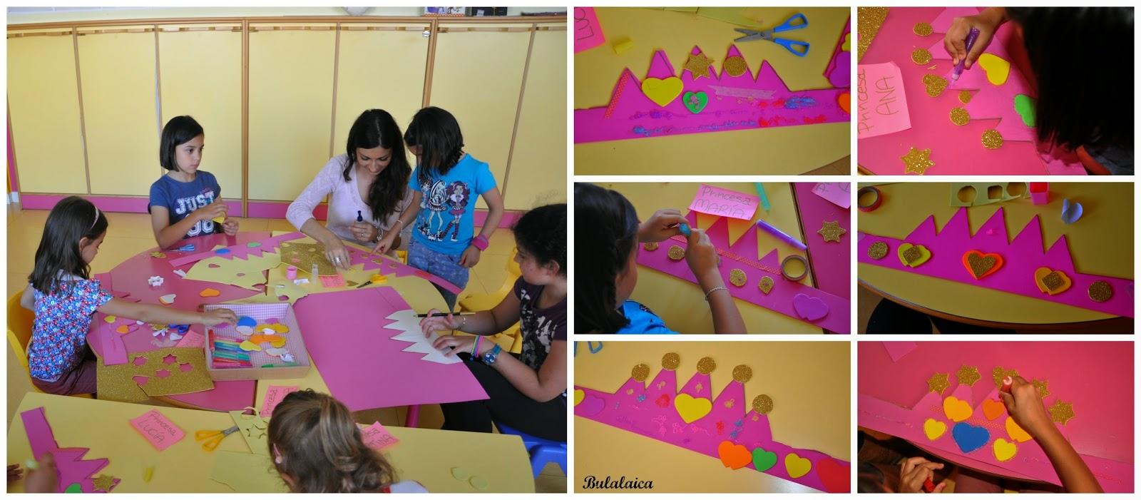 Taller de Princesas - Bulalaica