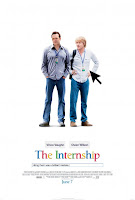 the internship owen wilson vince vaughn poster