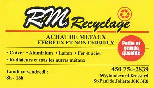 RM Recyclage