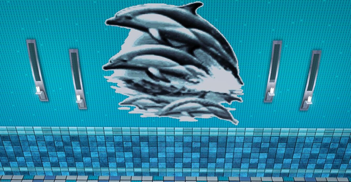 дельфины флеш игры