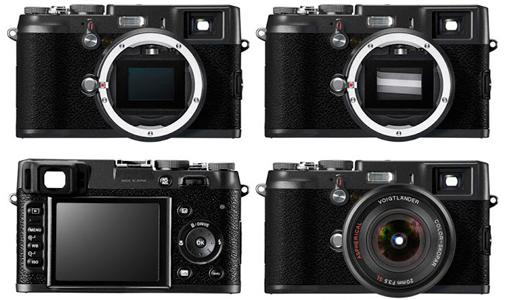 nikon, cámara, lentes, rumor, prototipo