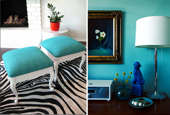 Decors Art Decorating Ideas Wall Paint Living Rooms Turquoise Bedroom February 2012