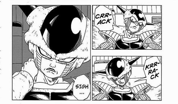Freezer en Dragon Ball Z - Fukkatsu no F Vol. 1: