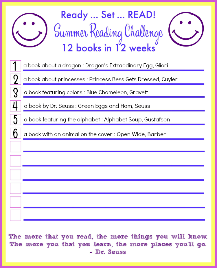 Sweet Turtle Soup: Summer Reading Challenge - second check in