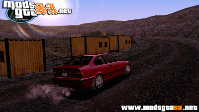 SA - Pista de Track Rally + Pack de Carros