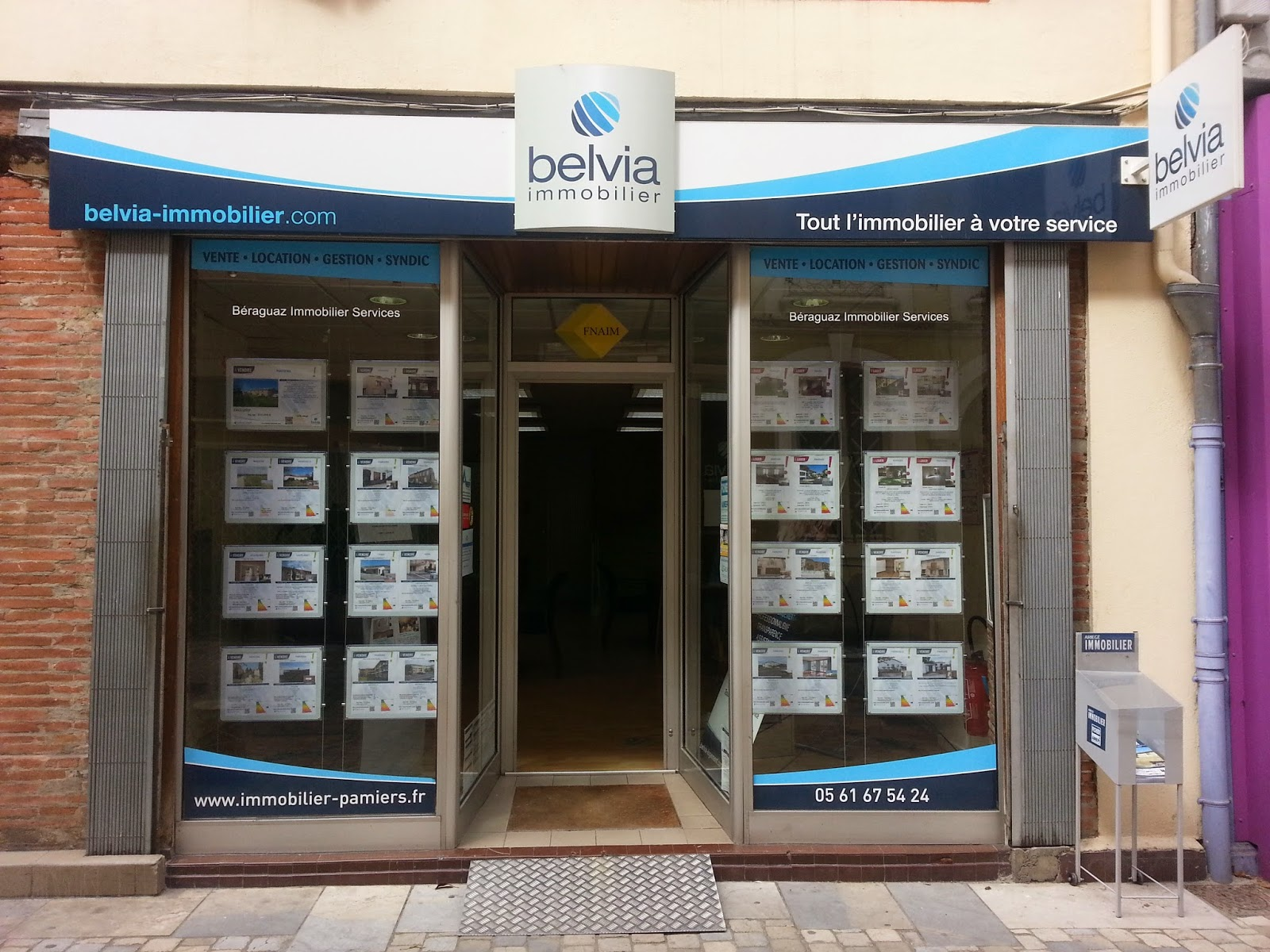 agence Belvia Immobilier
