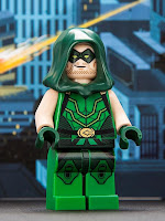 Lego SDCC 2013 Exclusive Green Arrow Minifigure